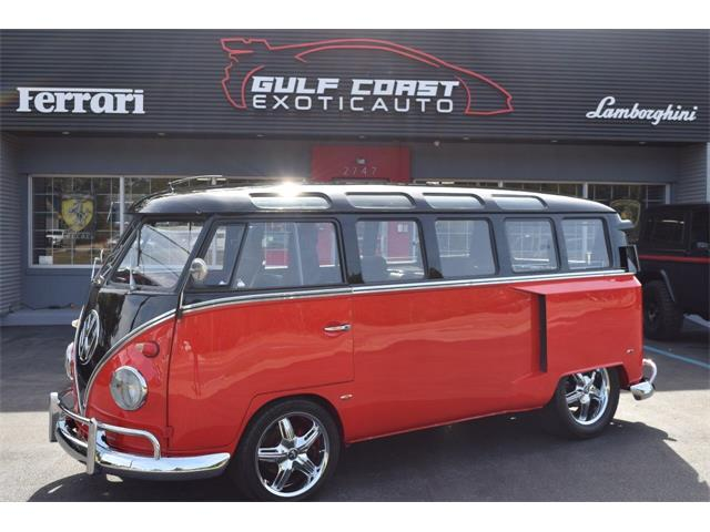 1966 Volkswagen Bus (CC-1319079) for sale in Biloxi, Mississippi