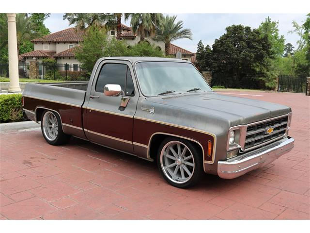 1977 Chevrolet C10 (CC-1310091) for sale in Conroe, Texas