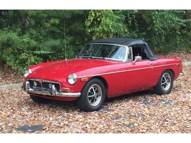 1973 MG MGB (CC-1319108) for sale in Monroeville, New Jersey