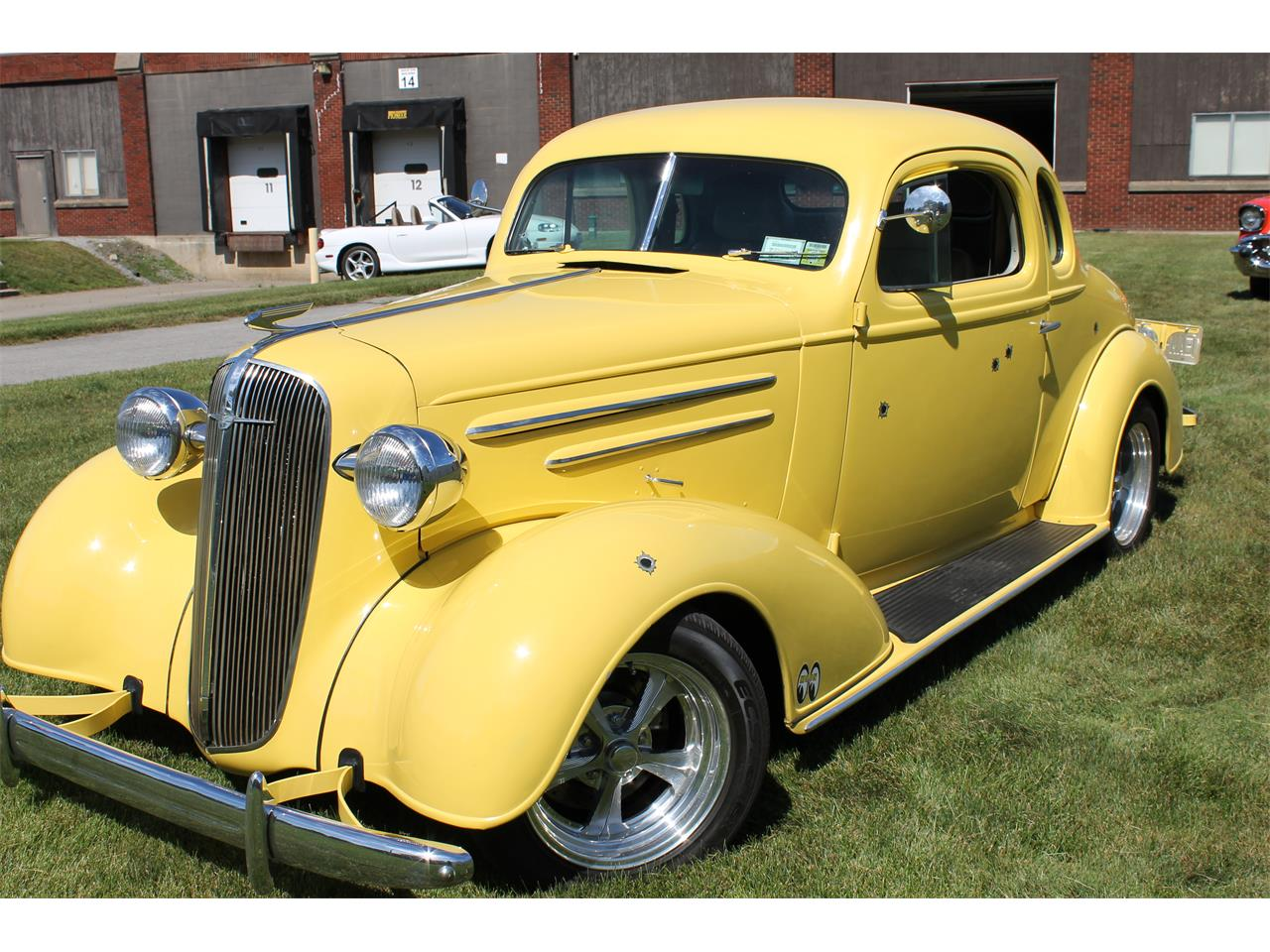 1936 Chevrolet 5-Window Coupe (CC-1319115) for sale in Rochester, New York