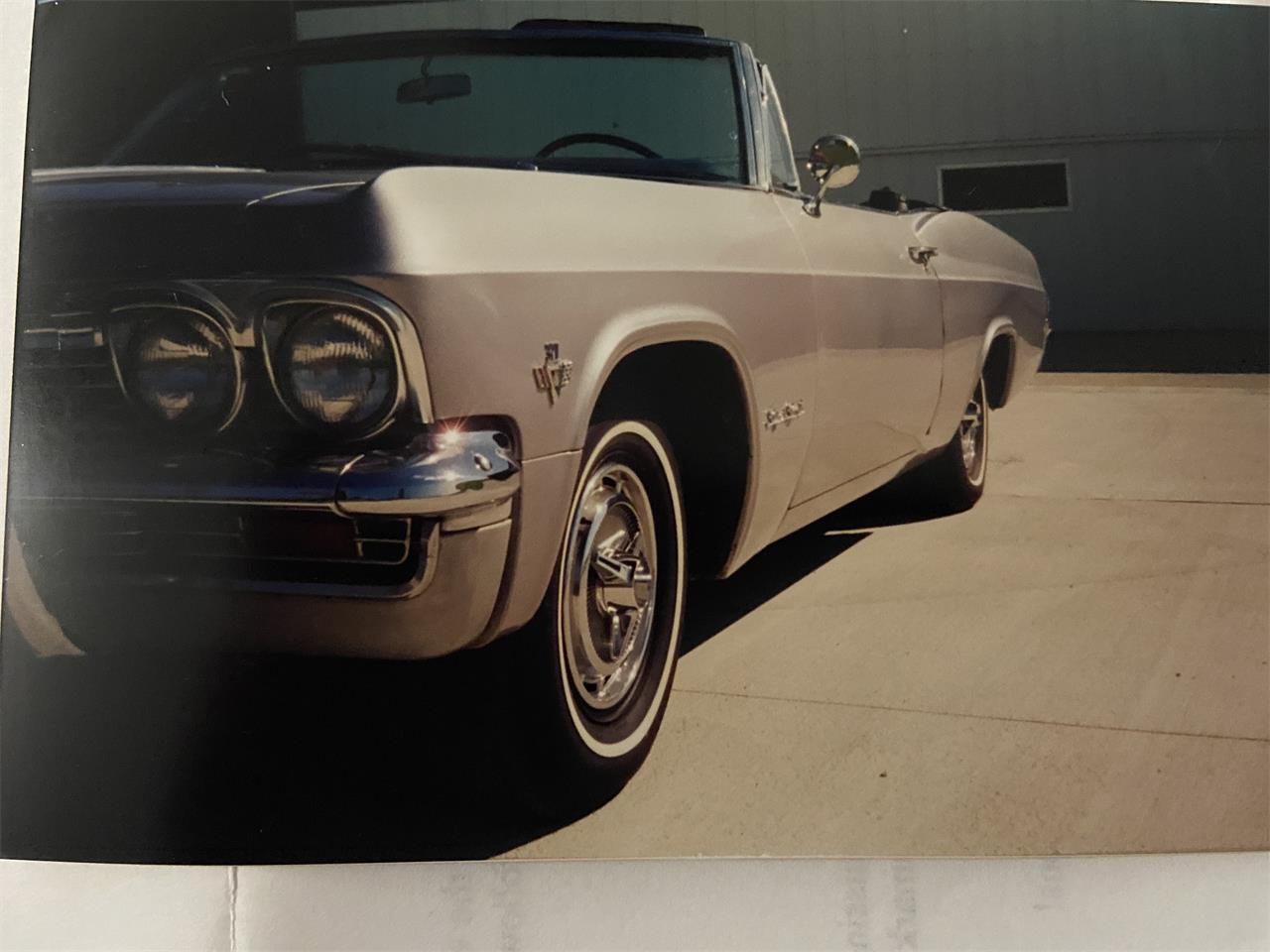 1965 Chevrolet Impala SS (CC-1319143) for sale in St. Joseph, Michigan