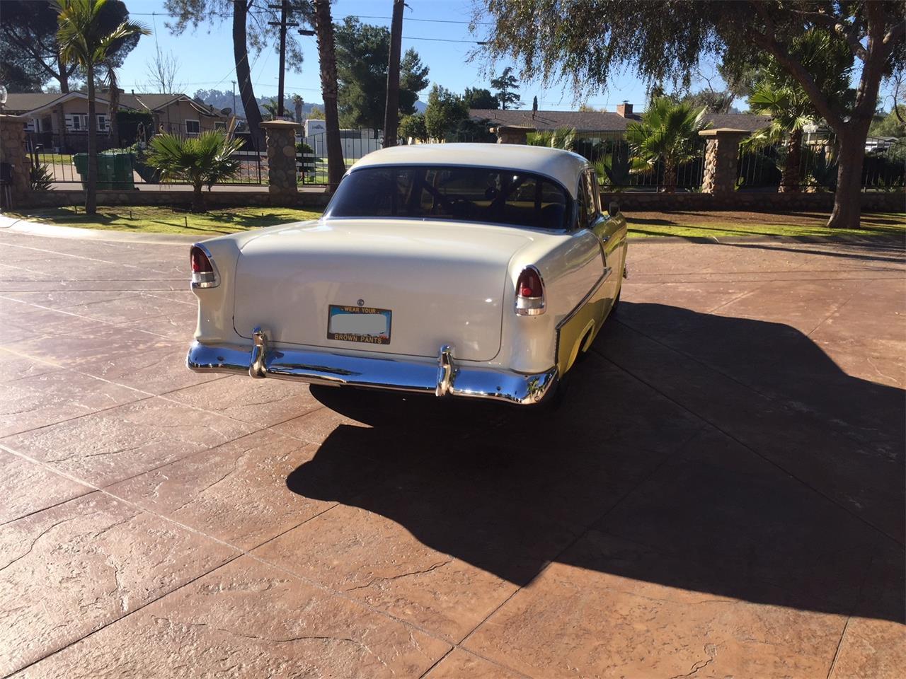 1955 Chevrolet Custom (CC-1319187) for sale in orange, California