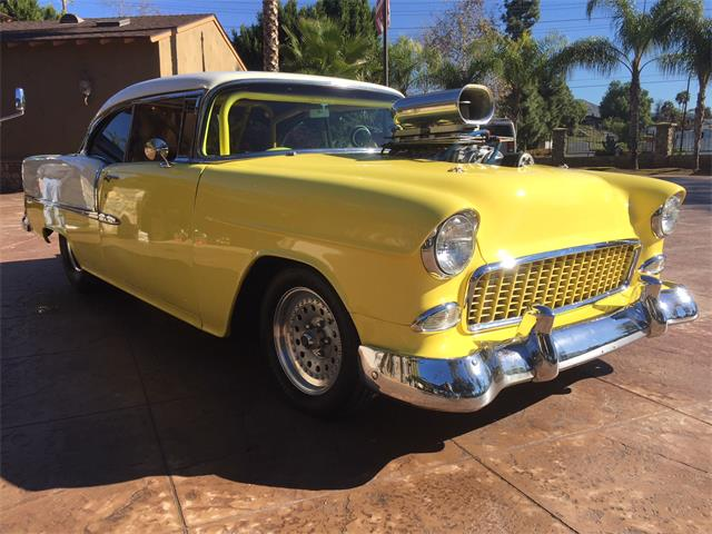1955 Chevrolet Custom (CC-1319187) for sale in orange, California