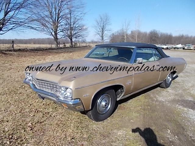 1970 Chevrolet Impala (CC-1319192) for sale in Creston, Ohio
