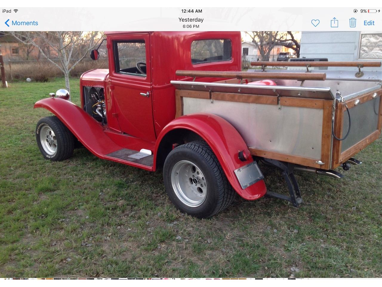 1929 Ford Pickup (CC-1319200) for sale in Carrizo Springs , Texas
