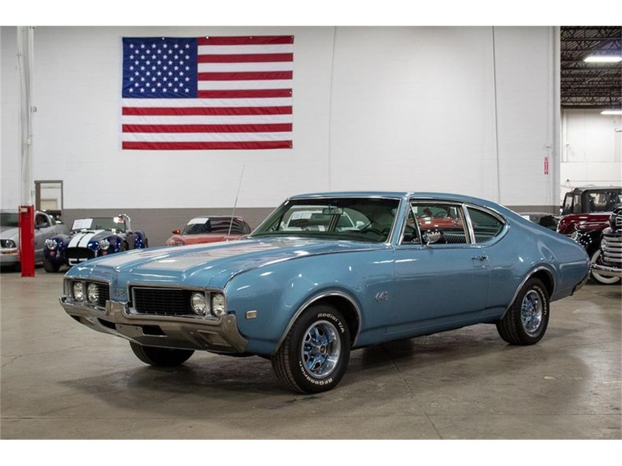 1969 Oldsmobile 442 For Sale Classiccars Com Cc 1319204
