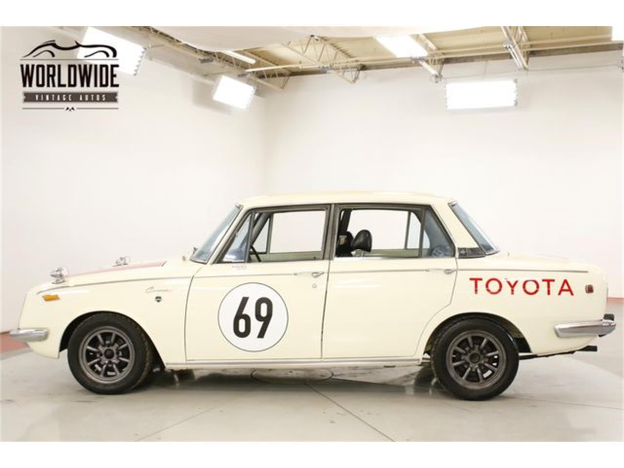 1969 Toyota Corona (CC-1319219) for sale in Denver , Colorado