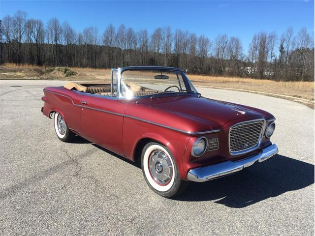 1960 Studebaker Lark (CC-1319236) for sale in Greensboro, North Carolina