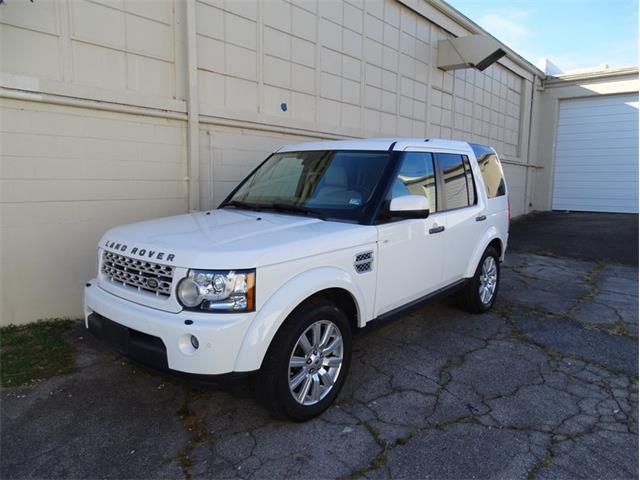 2012 Land Rover LR4 (CC-1319240) for sale in Greensboro, North Carolina