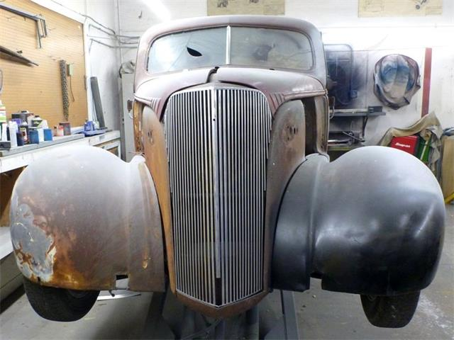 1937 Chevrolet Panel Delivery (CC-1319265) for sale in Arlington, Texas