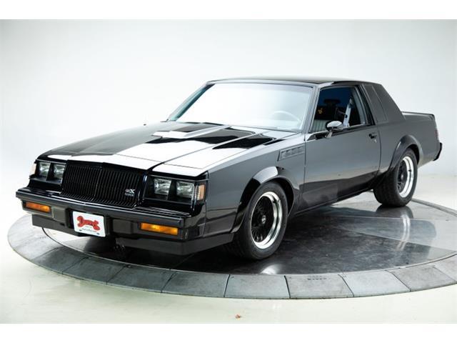 1987 Buick GNX (CC-1319267) for sale in Cedar Rapids, Iowa
