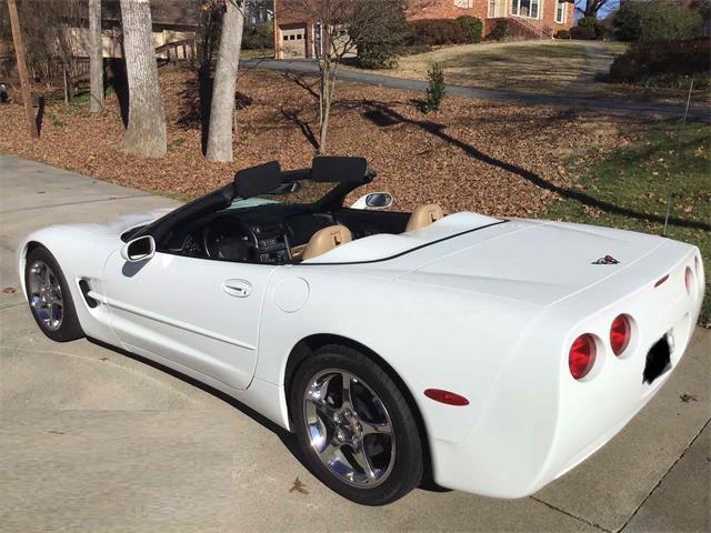 2000 Chevrolet Corvette (CC-1310927) for sale in Pfafftown, North Carolina