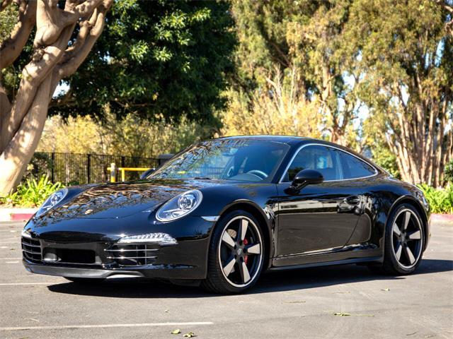 2014 Porsche 911 (CC-1319272) for sale in Marina Del Rey, California
