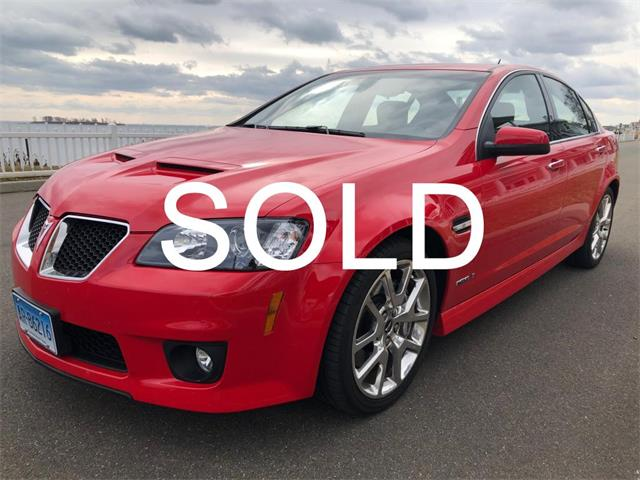 2009 Pontiac G8 (CC-1319278) for sale in Milford City, Connecticut