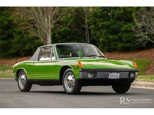 1972 Porsche 914 (CC-1319287) for sale in Raleigh, North Carolina