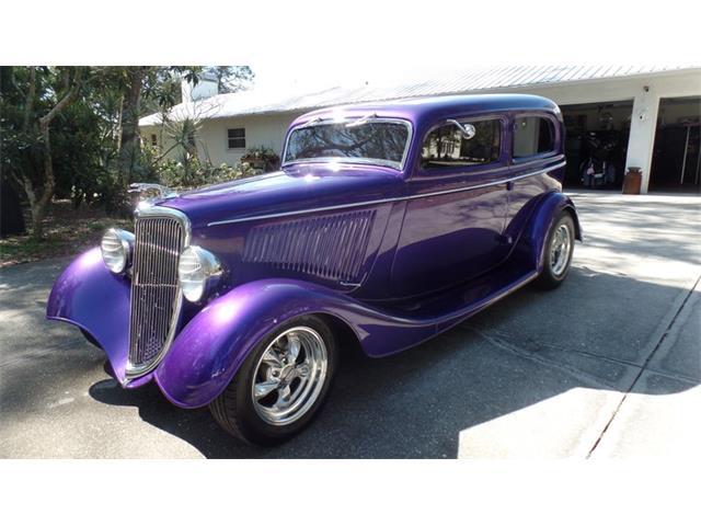 1934 Ford Sedan (CC-1319291) for sale in Punta Gorda, Florida