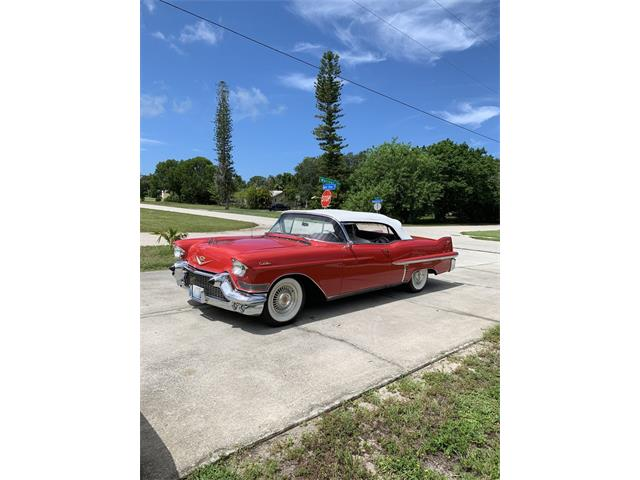 1957 Cadillac Series 62 (CC-1319294) for sale in Punta Gorda, Florida