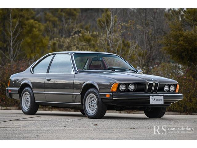 1978 BMW 633csi (CC-1319297) for sale in Raleigh, North Carolina