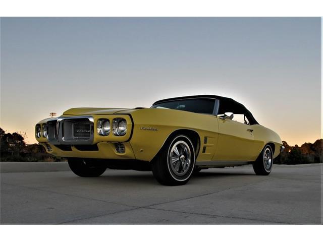 1969 Pontiac Firebird (CC-1319300) for sale in Punta Gorda, Florida