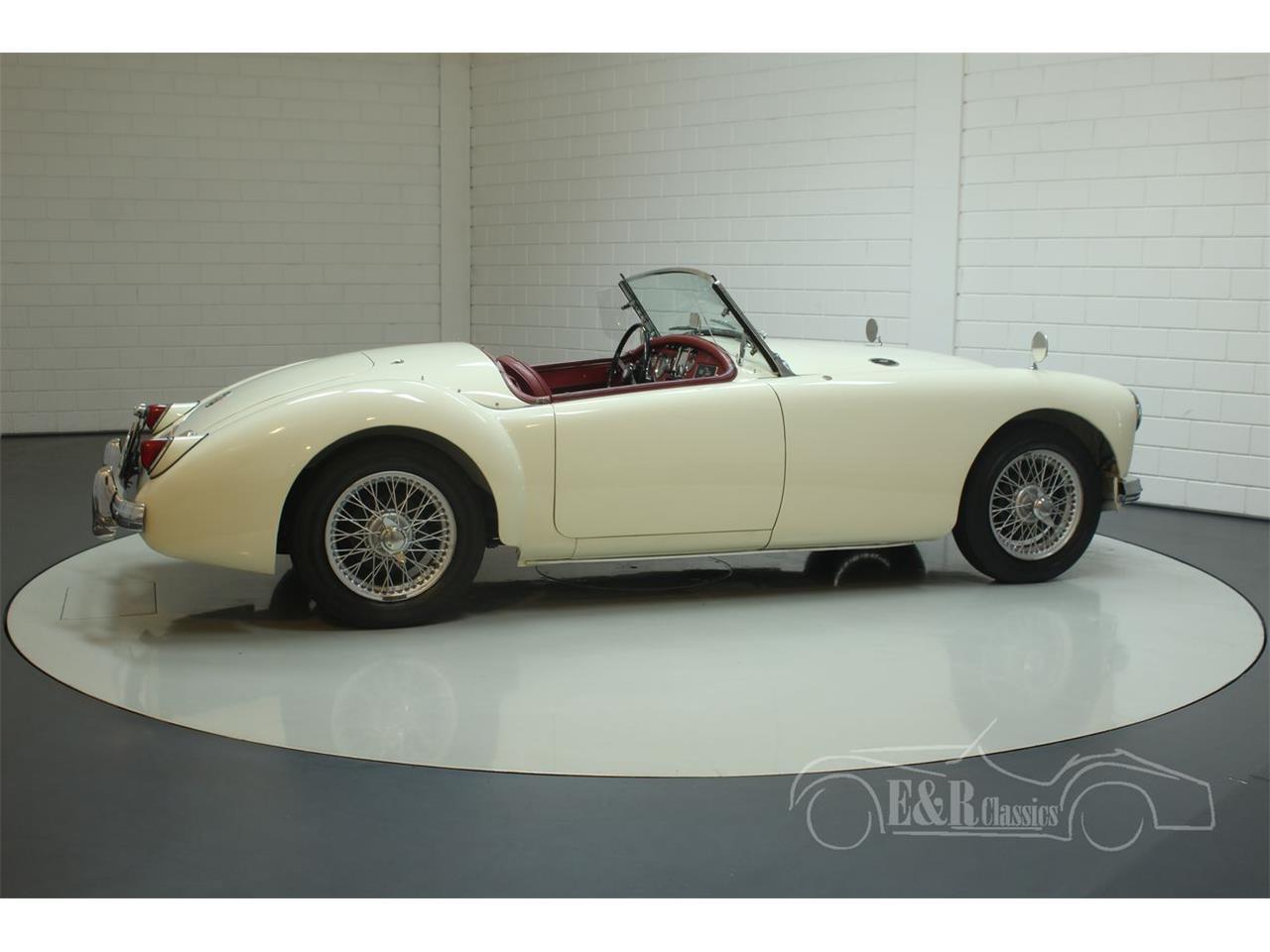 1959 MG MGA (CC-1319301) for sale in Waalwijk, Noord-Brabant