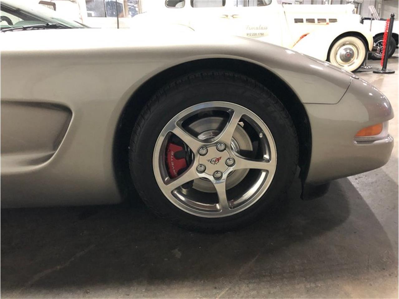 2001 Chevrolet Corvette (CC-1319303) for sale in Savannah, Georgia