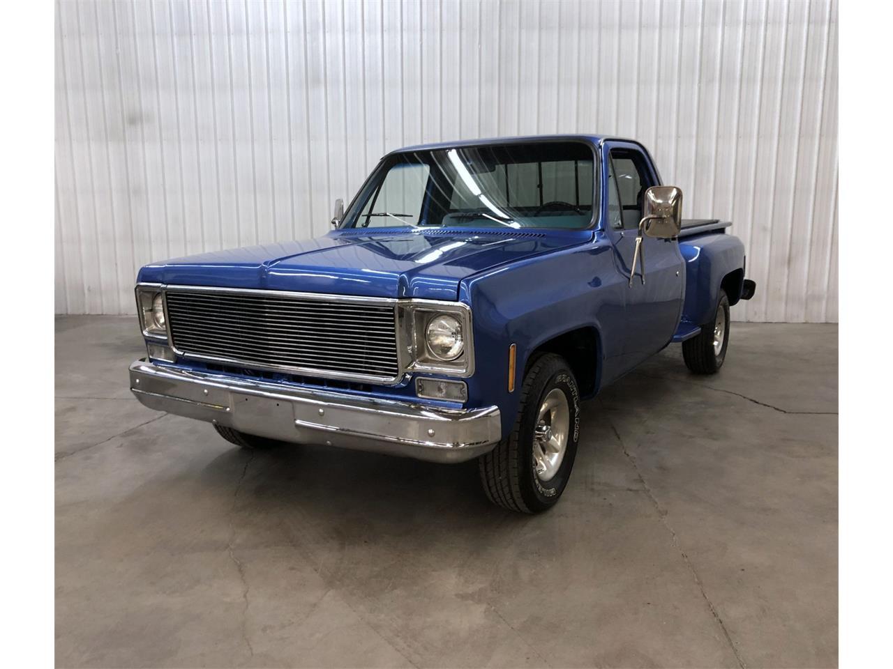 1978 Chevrolet C10 (CC-1319328) for sale in Maple Lake, Minnesota