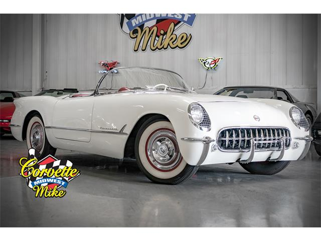 1953 Chevrolet Corvette (CC-1319329) for sale in Burr Ridge, Illinois