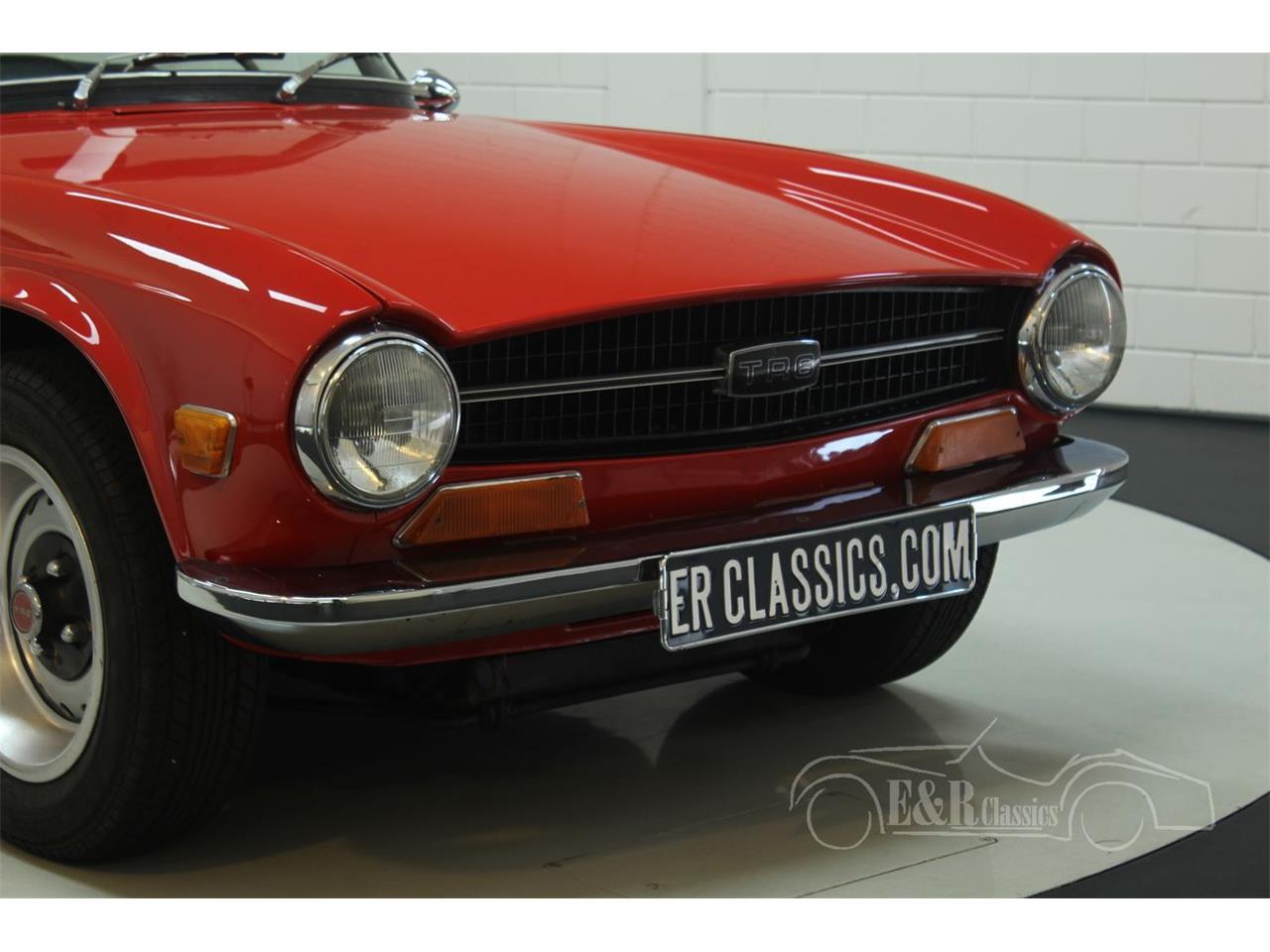 1970 Triumph TR6 (CC-1319340) for sale in Waalwijk, Noord-Brabant