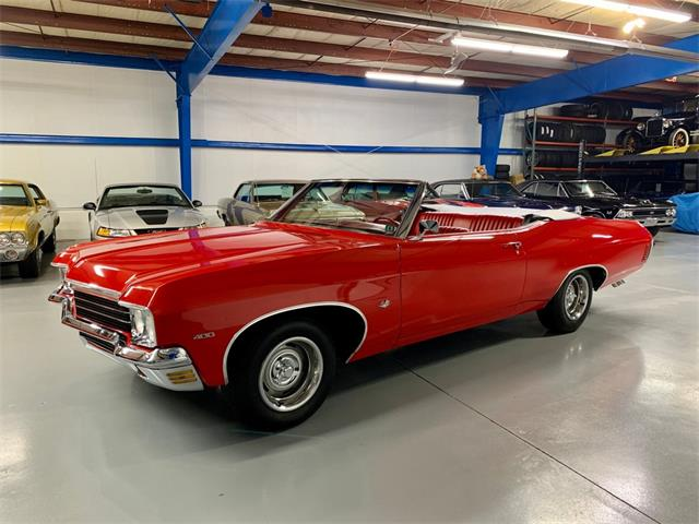 1970 Chevrolet Impala (CC-1319353) for sale in North Royalton, Ohio