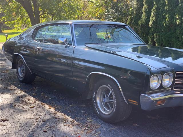 1970 Chevrolet Chevelle (CC-1319374) for sale in lake zurich, Illinois