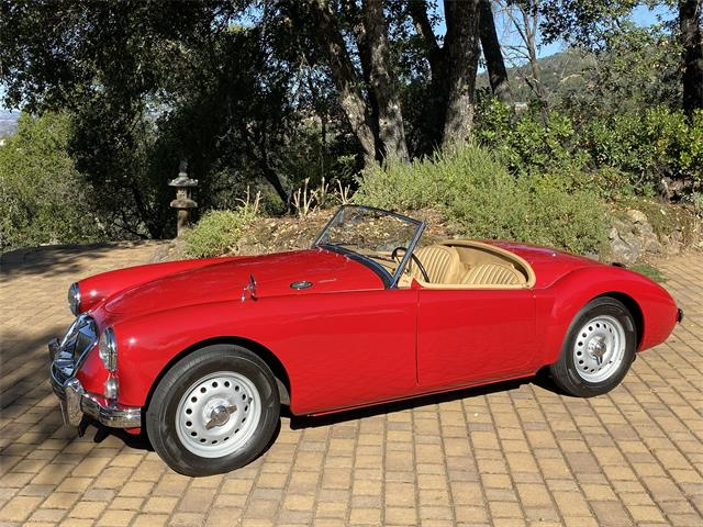 1962 MG MGA MK II (CC-1310939) for sale in Cloverdale, California