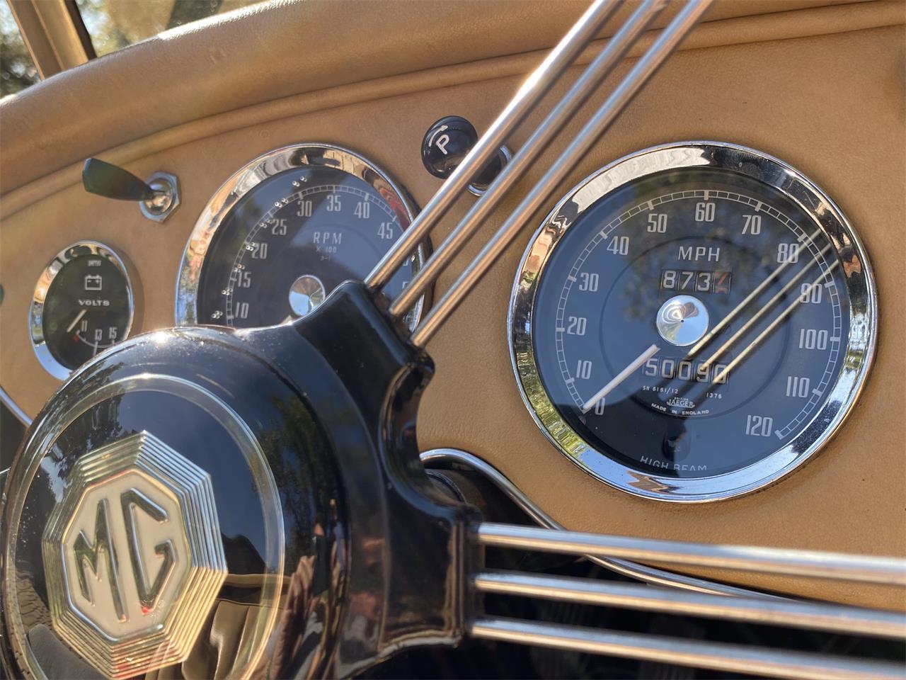 1962 MG MGA MK II (CC-1310939) for sale in Cloverdale, California