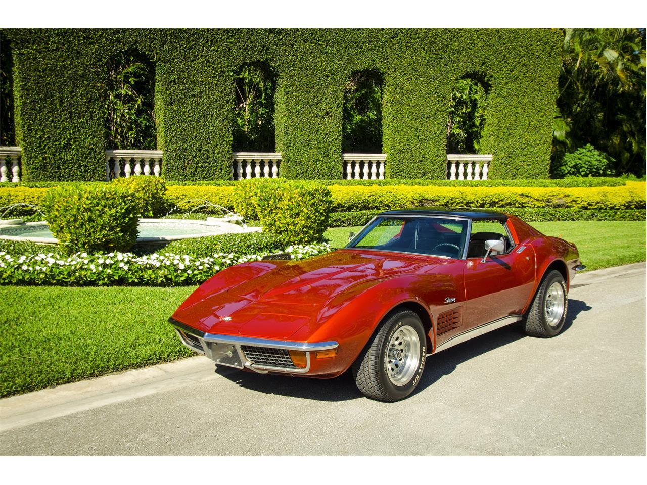 1971 Chevrolet Corvette (CC-1310941) for sale in West Palm Beach, FL