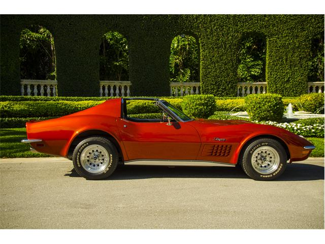 1971 Chevrolet Corvette (CC-1310941) for sale in West Palm Beach, FL
