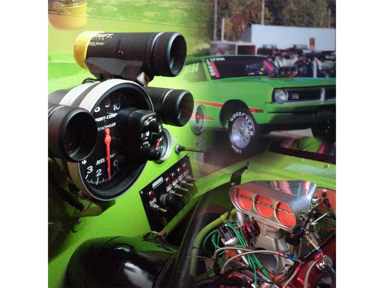1970 Dodge Dart Swinger (CC-1310944) for sale in Shawinigan, Québec