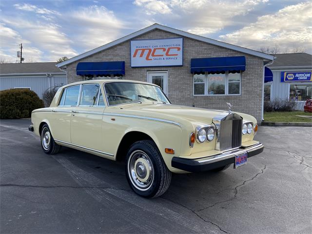 1979 Rolls-Royce Silver Shadow II (CC-1319475) for sale in Mahomet, Illinois