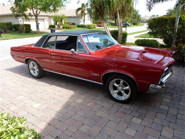 1965 Pontiac GTO (CC-1319477) for sale in Macomb, Michigan