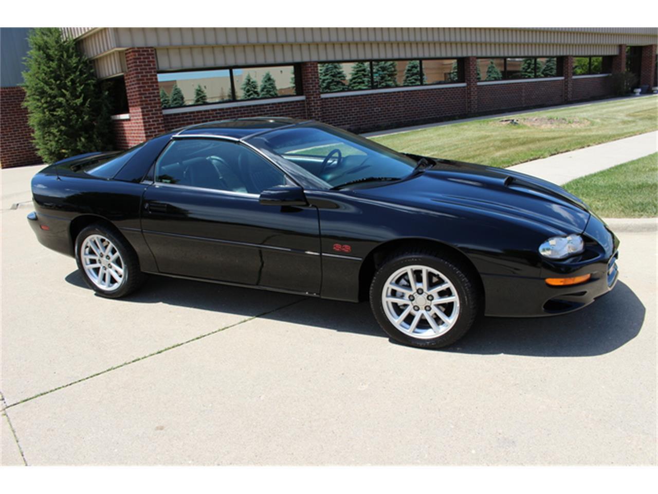2001 Chevrolet Camaro (CC-1319483) for sale in Macomb, Michigan