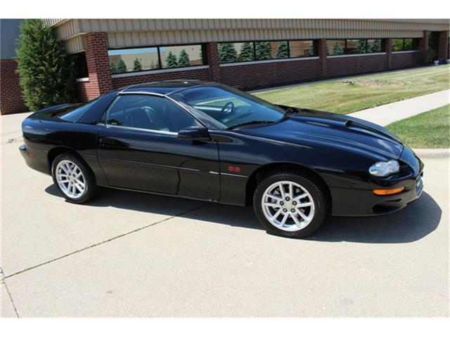 2001 Chevrolet Camaro (CC-1319483) for sale in Macomb, Michigan
