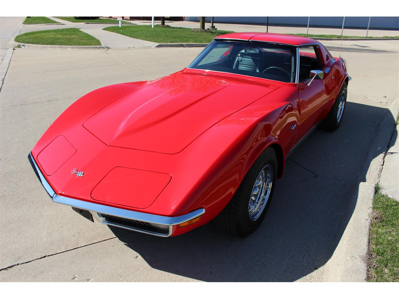1971 Chevrolet Corvette (CC-1319486) for sale in Macomb, Michigan