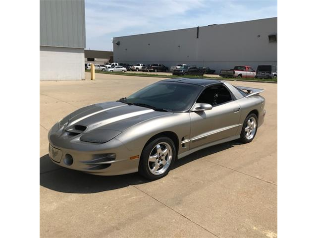 2001 Pontiac Firebird Trans Am (CC-1319488) for sale in Macomb, Michigan