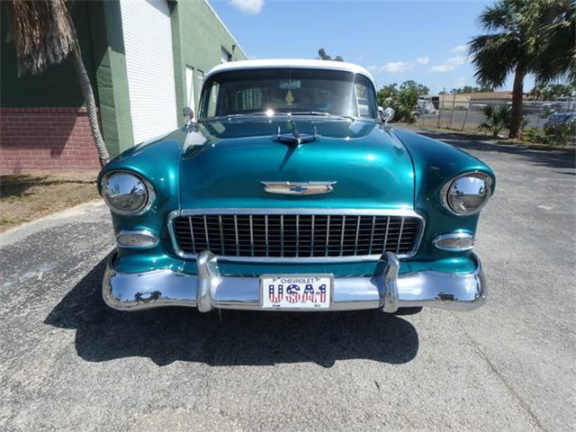 1955 Chevrolet Bel Air (CC-1319490) for sale in Macomb, Michigan
