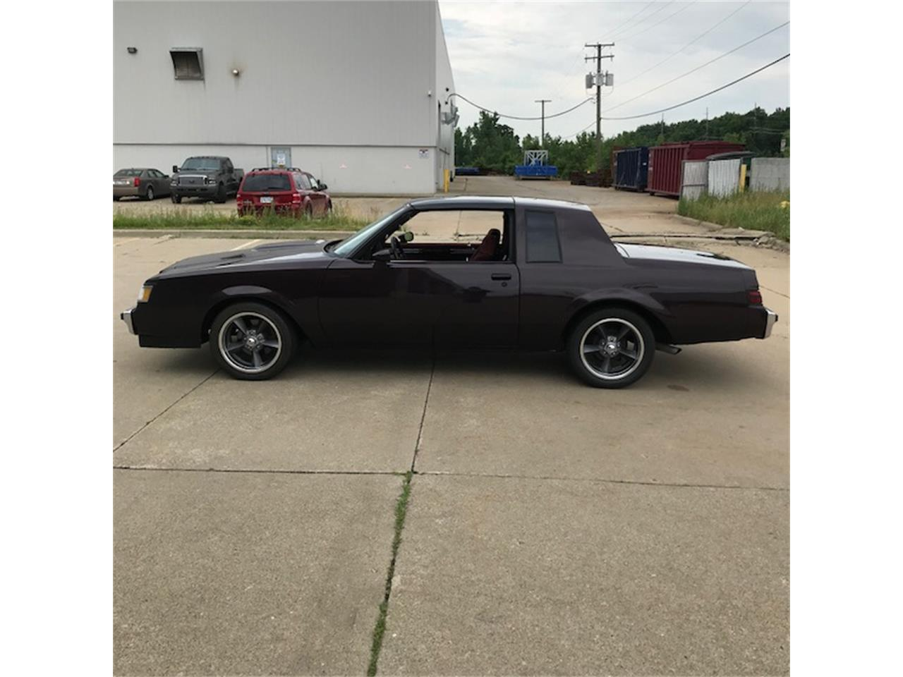 1987 Buick T-Type (CC-1319491) for sale in Macomb, Michigan