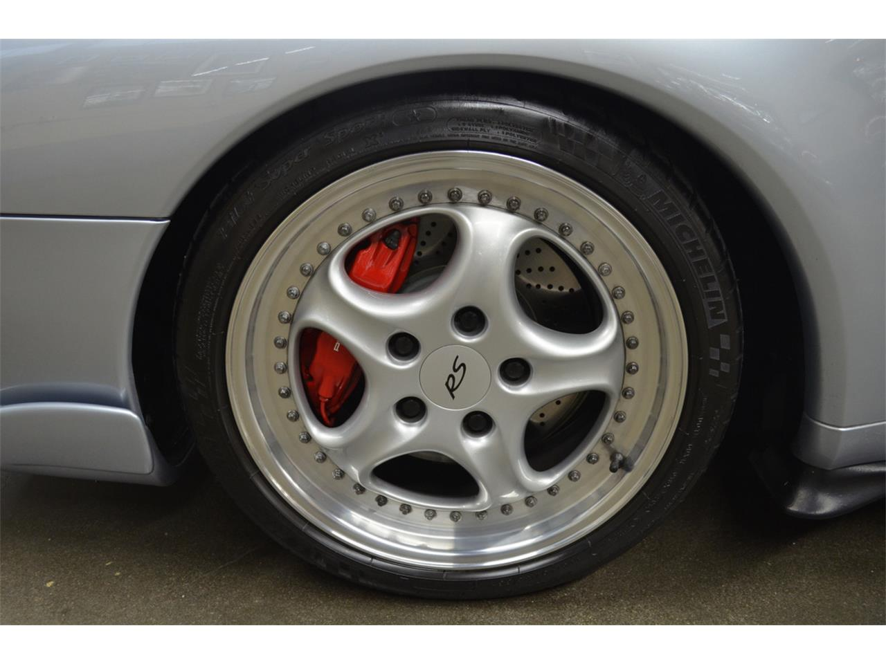 1996 Porsche 911 Carrera (CC-1319493) for sale in Huntington Station, New York