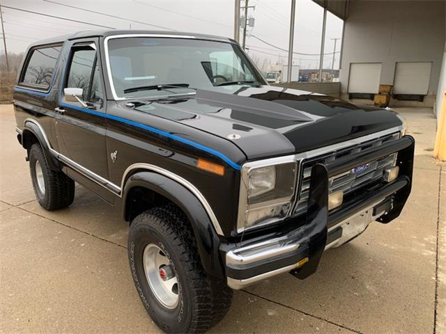 1980 Ford Bronco (CC-1319498) for sale in Macomb, Michigan