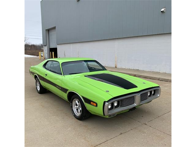 1973 Dodge Charger (CC-1319499) for sale in Macomb, Michigan