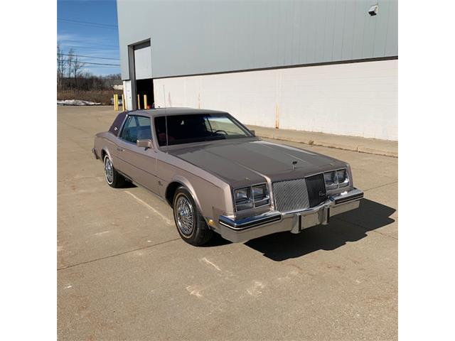 1984 Buick Riviera (CC-1319500) for sale in Macomb, Michigan