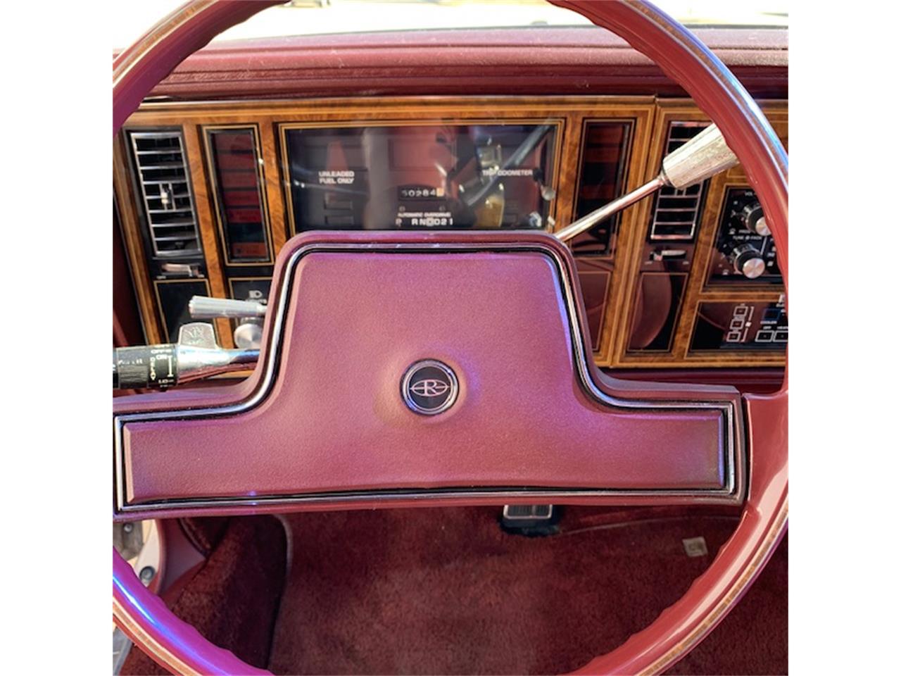 1984 Buick Riviera (CC-1319500) for sale in Macomb, Michigan