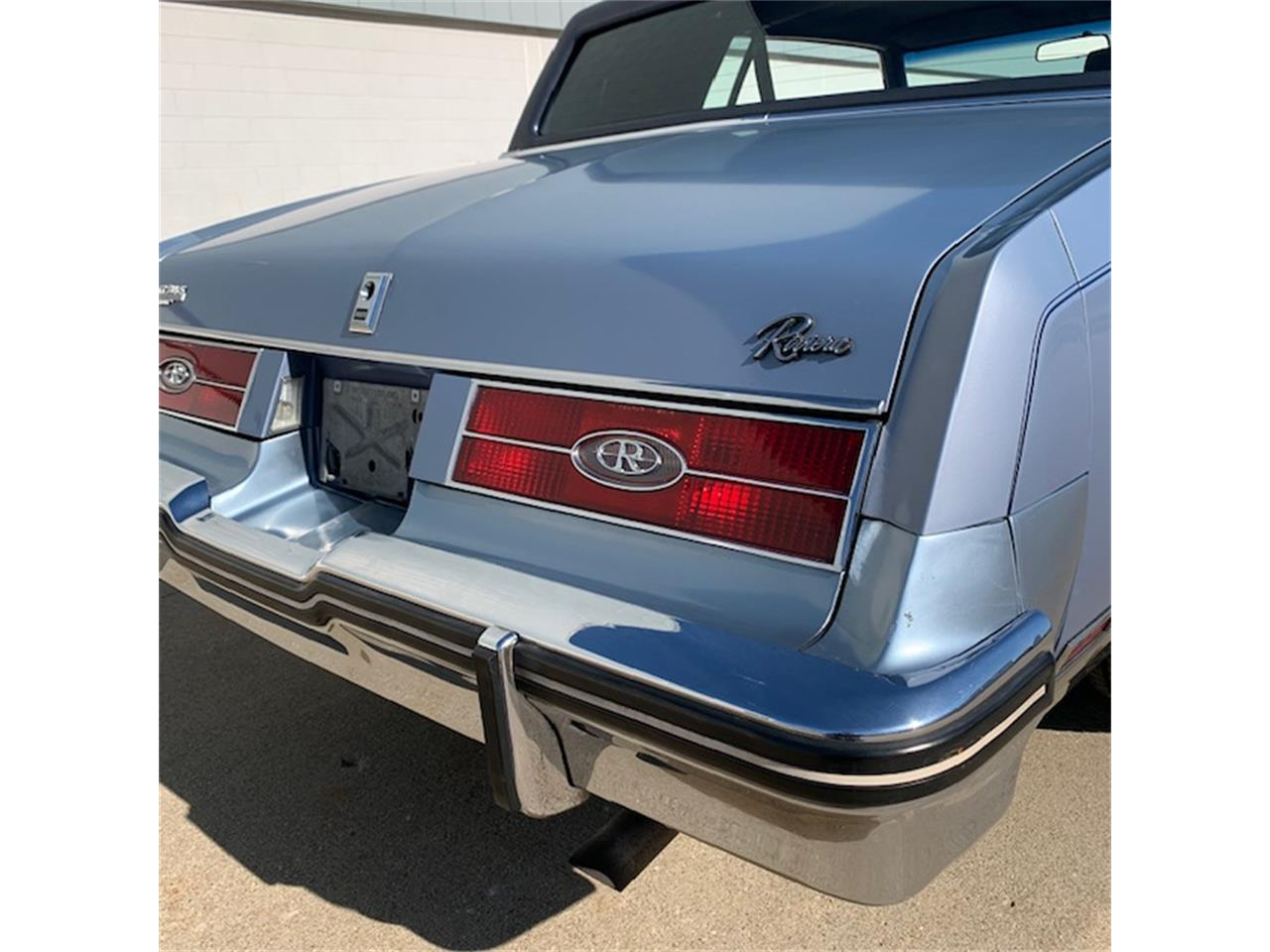 1984 Buick Riviera (CC-1319501) for sale in Macomb, Michigan