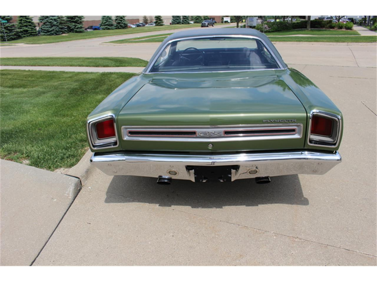 1969 Plymouth GTX (CC-1319503) for sale in Macomb, Michigan